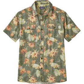 Patagonia M's Steersman SS Shirt Yosemite Natives: Desert Sage
